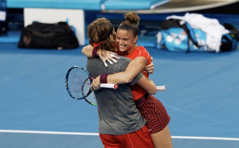 Τένις : Παρέμειναν στις ίδιες θέσεις της παγκόσμιας κατάταξης Τσιτσιπάς και Σάκκαρη   tovima.gr