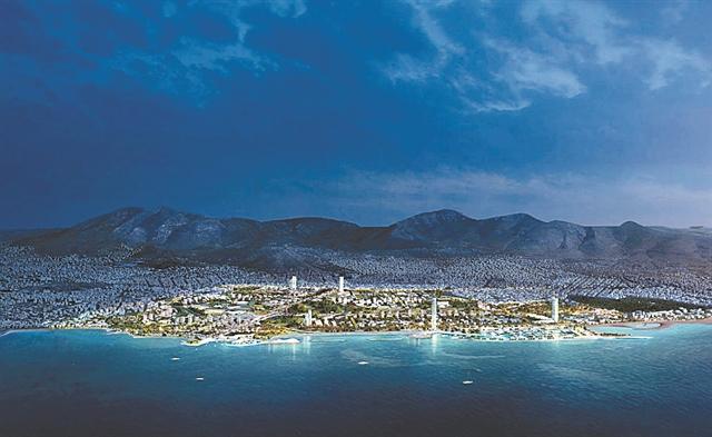 Επένδυση €300 εκατ. από Lamda Development και ΤΕΜΕΣ | tovima.gr