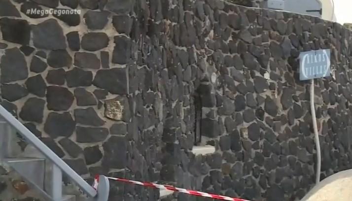 Σαντορίνη: Πώς ο 20χρονος σκότωσε και έκαψε τον ξενοδόχο | tovima.gr