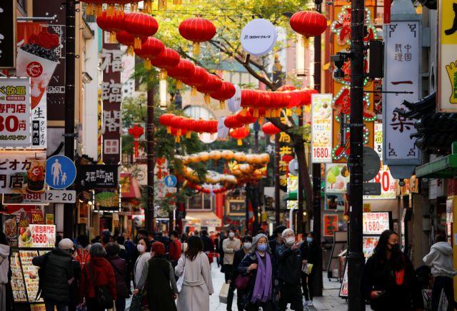 Κίνα : Εκτίναξη της ανάπτυξης κατά 6,5% στο τέταρτο τρίμηνο   tovima.gr