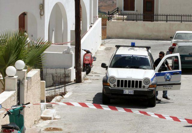 Έγκλημα στη Σαντορίνη : Σοκάρουν τα νέα στοιχεία – Σε κατάσταση σοκ ο δράστης   tovima.gr