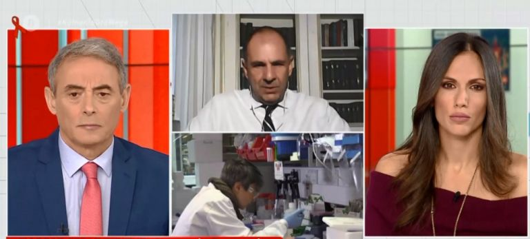 Γεραπετρίτης στο MEGA: Όποιος εμβολιαστεί θα λαμβάνει σχετική βεβαίωση | tovima.gr