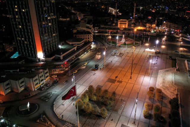 Τουρκία: Ρεκόρ κρουσμάτων και νεκρών για δέκατη συνεχόμενη ημέρα   tovima.gr