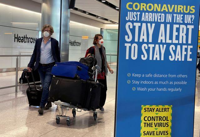 Βρετανία: Τραγικός απολογισμός με πάνω από 100.000 νεκρούς από τον κορωνοϊό | tovima.gr
