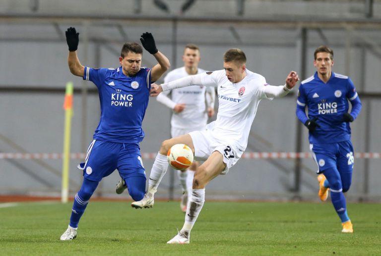 Έκανε την έκπληξη η Ζόρια (1-0) | tovima.gr
