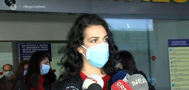 Επέστρεψαν στην Κρήτη οι εθελόντριες νοσηλεύτριες από τη Θεσσαλονίκη | tovima.gr