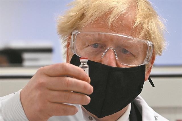 Εμβόλιο κορωνοϊού : Βιάστηκε η Βρετανία ή αργεί η Ευρώπη για τον μαζικό εμβολιασμό; | tovima.gr