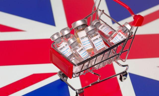 Βρετανία : Υπό άκρα μυστικότητα έφθασαν τα πρώτα φορτηγά με τα εμβόλια | tovima.gr