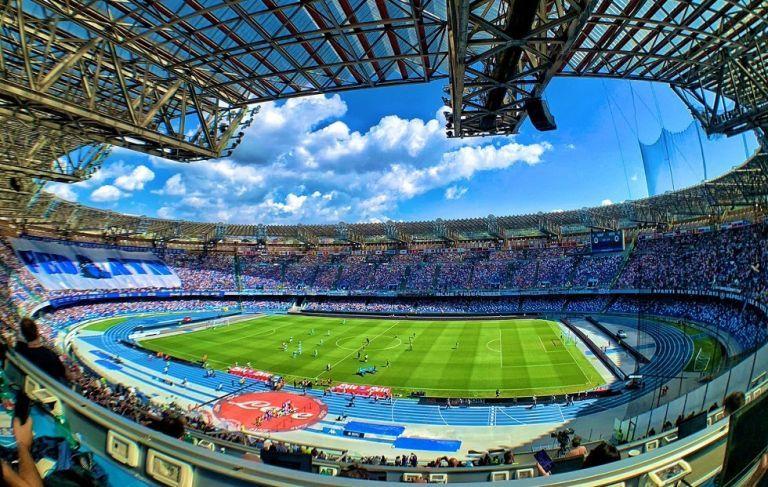 Το γήπεδο της Νάπολι πήρε και επίσημα το όνομα του Μαραντόνα   tovima.gr