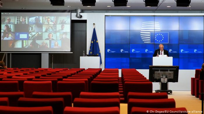 DW: Ερχεται νέο σύστημα επιβολής κυρώσεων | tovima.gr