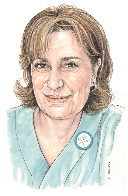 Κοτανίδου: «Ολοι πρέπει να εμβολιαστούμε!» | tovima.gr