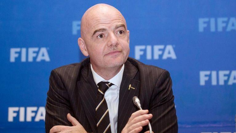 Τζιάνι Ινφαντίνο : Το VAR βοηθά, δε βλάπτει το ποδόσφαιρο | tovima.gr