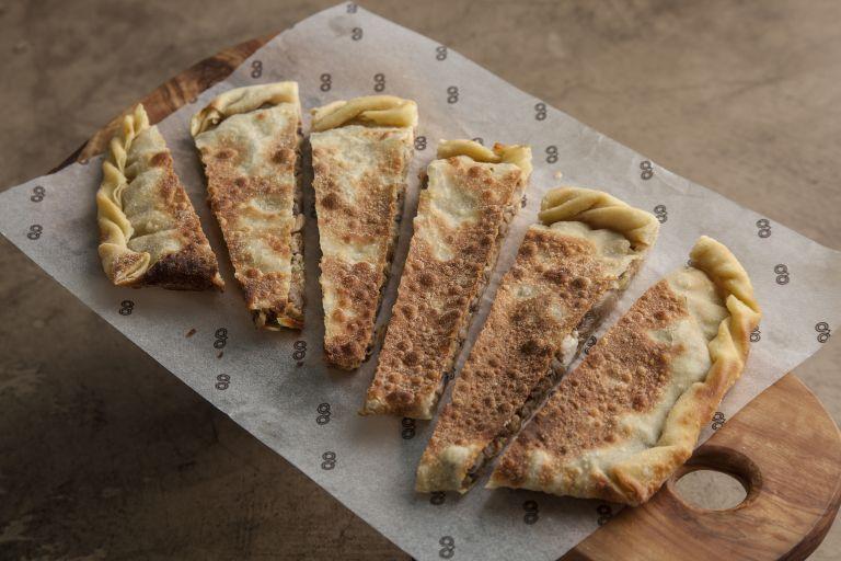 Μανιταρόπιτα με πλιγούρι | tovima.gr