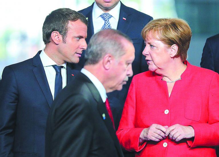 Σύνοδος Ε.Ε. : Αγριο παρασκήνιο για την Τουρκία στις Βρυξέλλες – Παιχνίδια Βερολίνου με τις κυρώσεις   tovima.gr