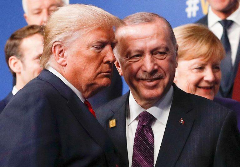 ΗΠΑ : Βέτο Τραμπ στο νομοσχέδιο με τις κυρώσεις κατά της Τουρκίας για τους S-400 | tovima.gr