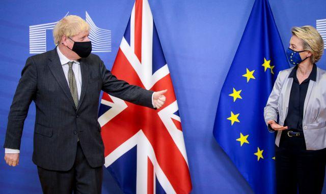 Brexit: Χωρίς συμφωνία αποχώρησε ο Τζόνσον από τις Βρυξέλλες | tovima.gr