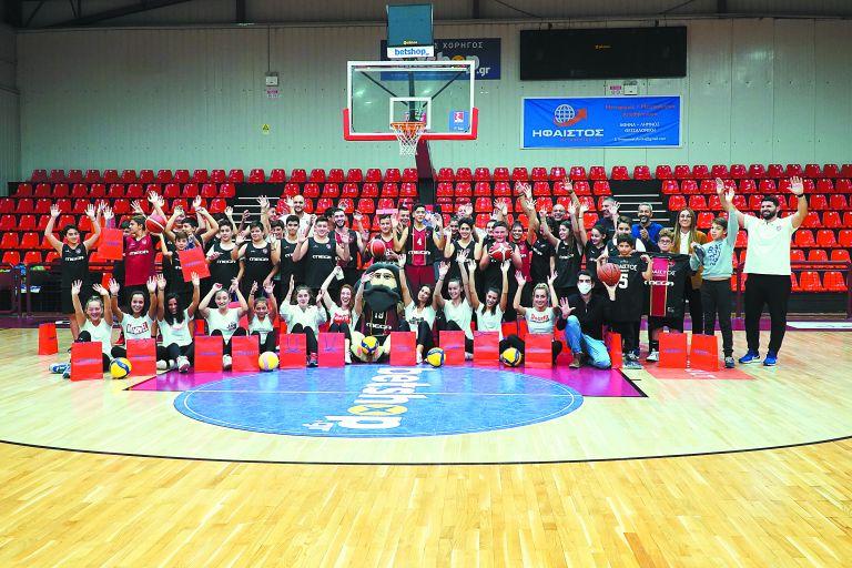 Στηρίζοντας τον αθλητισμό και την παιδεία στη Λήμνο   tovima.gr