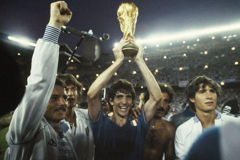 Πάολο Ρόσι : Η αξέχαστη παράσταση στο Μουντιάλ του 1982 | tovima.gr