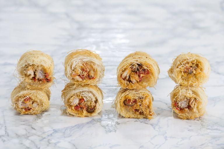 Ελληνικά spring rolls | tovima.gr