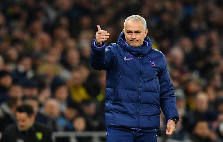 Προπονητής του μήνα στην Premier League ο Μουρίνιο | tovima.gr