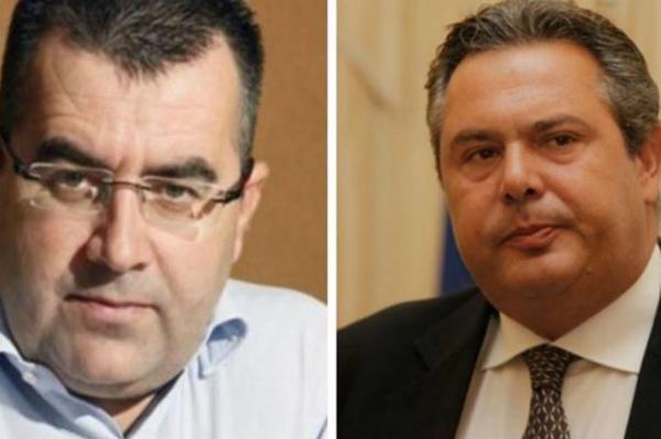 Καταδίκη Καμμένου: Καλείται να πληρώσει 20.000 ευρώ στον εκδότη Γιάννη Κουρτάκη | tovima.gr