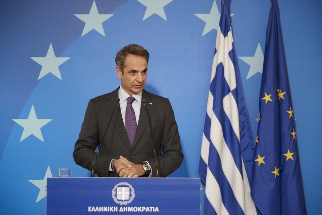 Μητσοτάκης – Σύνοδος Κορυφής: Η απειλή των κυρώσεων είναι το καλύτερο εργαλείο   tovima.gr