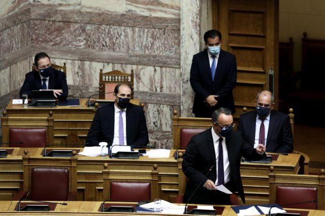 Προϋπολογισμός 2021 : Πυρά από την αντιπολίτευση – Οι απαντήσεις Σταϊκούρα   tovima.gr