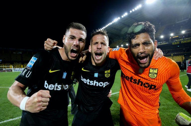 Super League : Ποιοι ήταν οι πρωταγωνιστές της 12ης αγωνιστικής | tovima.gr