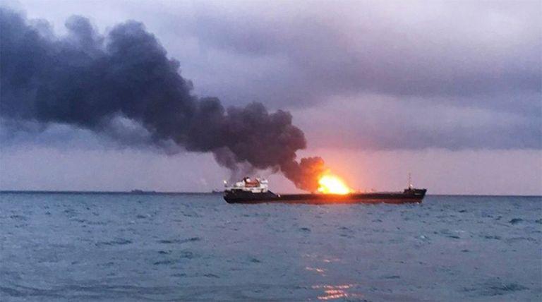 Σαουδική Αραβία: Eκρηξη σε πετρελαιοφόρο στο λιμάνι της Τζέντα – Δεν υπήρξαν τραυματισμοί | tovima.gr