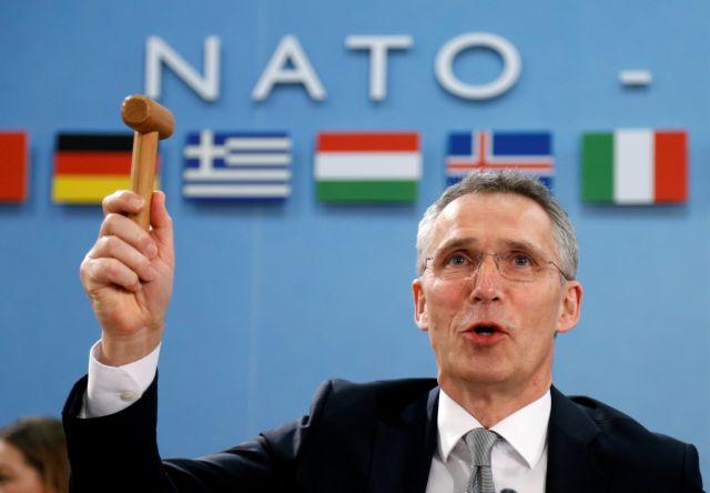 Στόλτενμπεργκ : Εξέφρασα τις ανησυχίες μου για την απόφαση της Τουρκίας να πάρει τους S-400 | tovima.gr