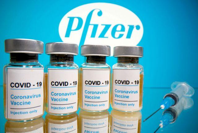 ΗΠΑ : Σοβαρή αλλεργική αντίδραση σε υγειονομικό που έλαβε εμβόλιο της Pfizer | tovima.gr