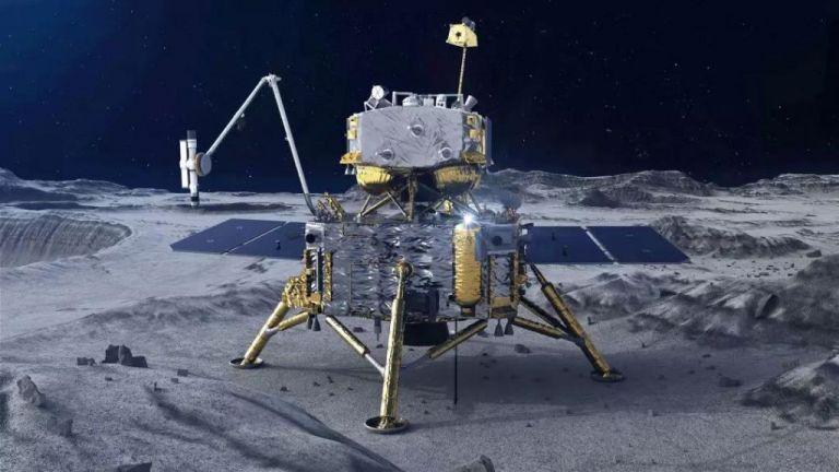 Μετά το πρώτο δείγμα φεγγαρόσκονης, νέες αποστολές της Κίνας στη Σελήνη | tovima.gr