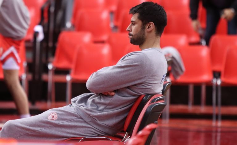 Ολυμπιακός : Δεν παίζει με Ρεάλ Μαδρίτης ο Πρίντεζης | tovima.gr
