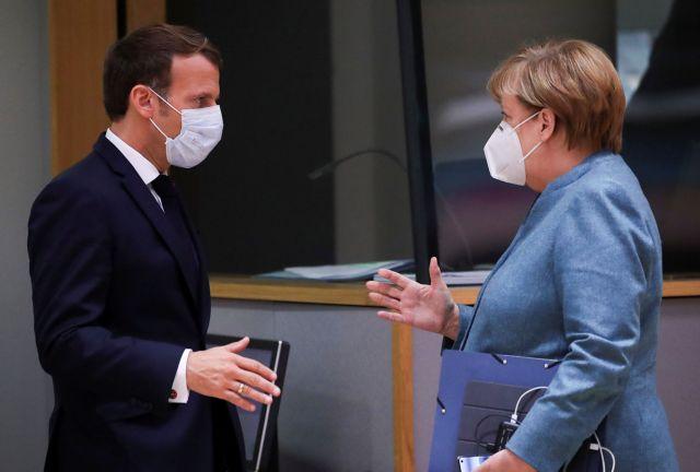 Μέρκελ : Αρνητικό το τεστ κορωνοϊού – Δεν την κόλλησε ο Μακρόν | tovima.gr