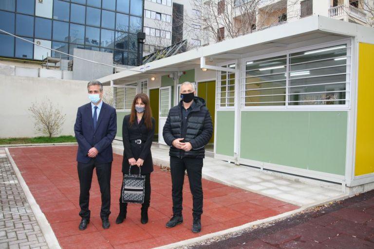 Δήμος Πειραιά: Σύγχρονες προκατασκευασμένες αίθουσες για τις ανάγκες της προσχολικής αγωγής | tovima.gr
