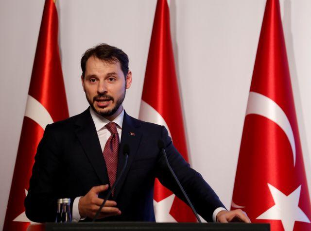 Μπεράτ Αλμπαϊράκ: Πού χάθηκε ο γαμπρός του Ερντογάν; | tovima.gr