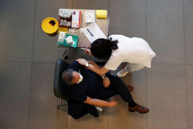 Έρευνα : Το 66,3% των Ελλήνων λέει «ναι» στον εμβολιασμό – Τι άλλαξε | tovima.gr