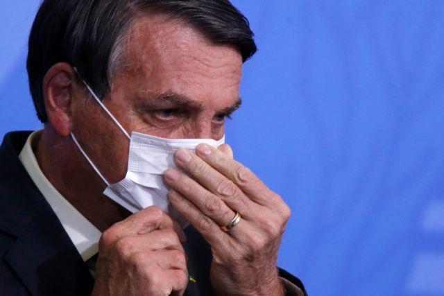Μπολσονάρου : Η βιασύνη για τα εμβόλια δεν δικαιολογείται | tovima.gr