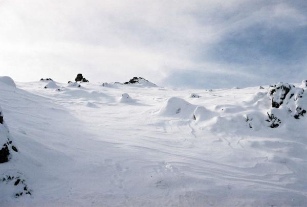 Πρώτη φορά χωρίς επισκέπτες το χιονοδρομικό του Παρνασσού | tovima.gr
