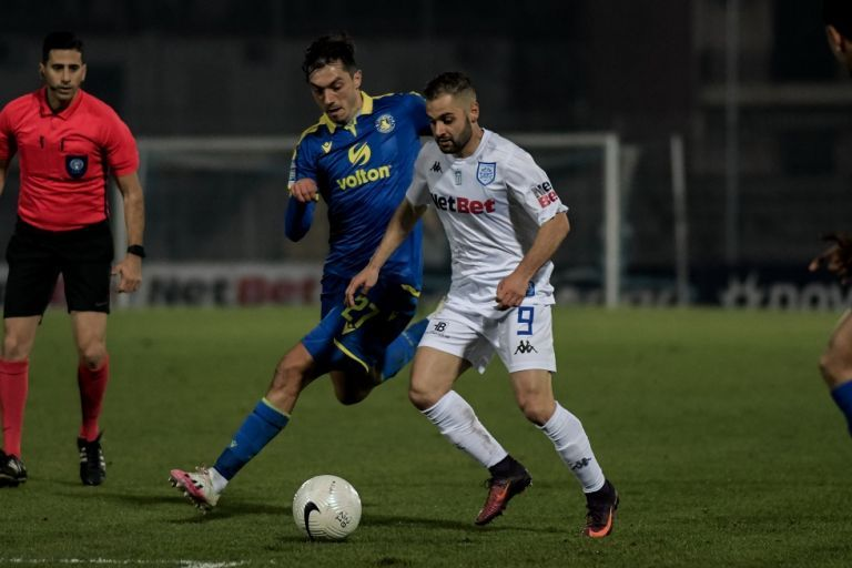 Ισοπαλία στα Γιάννινα ο ΠΑΣ με τον Αστέρα Τρίπολης (2-2)   tovima.gr