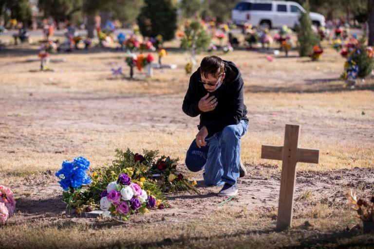 ΗΠΑ : Το 2020 η πιο θανατηφόρα χρονιά στην ιστορία λόγω κορωνοϊού   tovima.gr