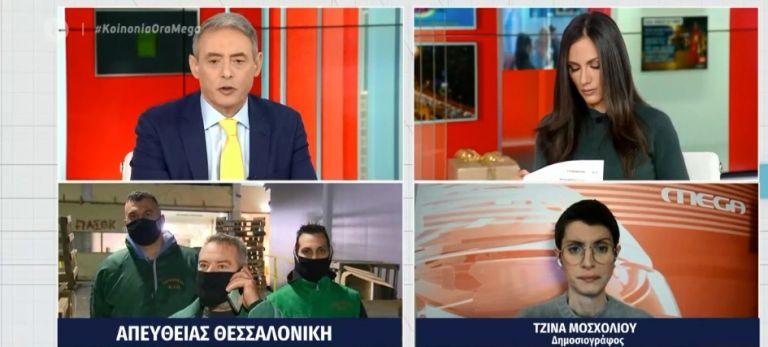 Θεσσαλονίκη: Κραυγή απόγνωσης από τους φορτοεκφορτωτές για το επίδομα των €800   tovima.gr