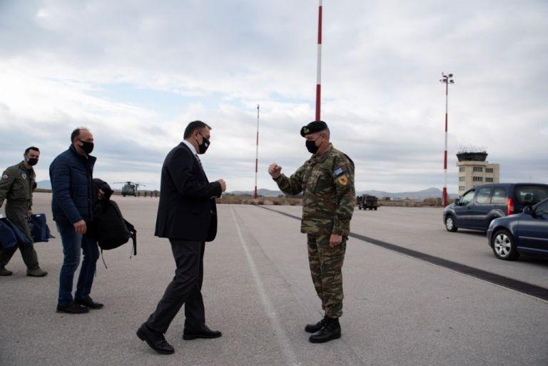 Παναγιωτόπουλος : Επίσκεψη σε Μονάδες στη Λήμνο | tovima.gr