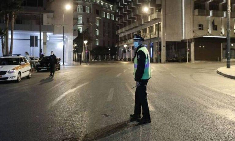Lockdown : Επί ποδός η ΕΛ.ΑΣ – Το σχέδιο για να μην… ξεφύγουμε | tovima.gr