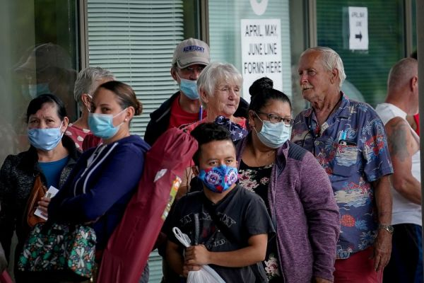 ΗΠΑ : Ο κορωνοϊός σπρώχνει τους μεγαλύτερους σε ηλικία εργαζόμενους στην πρόωρη σύνταξη | tovima.gr