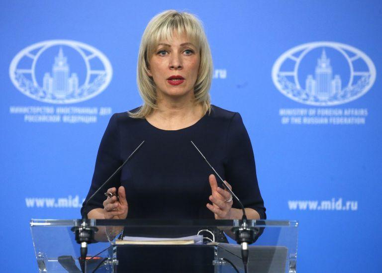 Ζαχάροβα : Οι ΗΠΑ θέτουν ως όρο συνεργασίας με Ελλάδα και Κύπρο τη λήξη των δεσμών με τη Ρωσία | tovima.gr