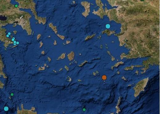 Σεισμός : Ταρακουνήθηκε η Ρόδος το πρωί | tovima.gr