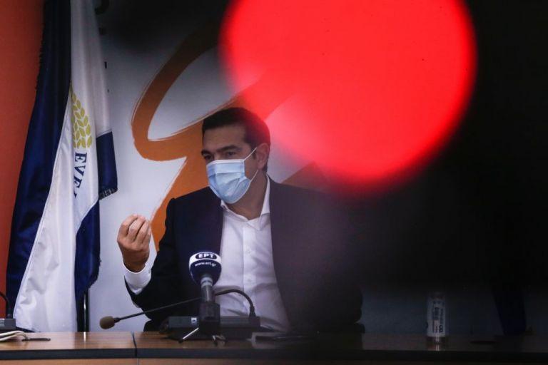 Κορωνοϊός : Τη Δευτέρα στον «Ευαγγελισμό» εμβολιάζεται ο Αλέξης Τσίπρας   tovima.gr