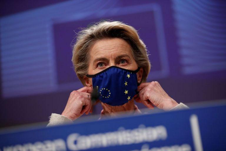 Ούρσουλα φον ντερ Λάιεν για τους εμβολιασμούς: Πρώτα προστατεύουμε τους πιο ευάλωτους | tovima.gr