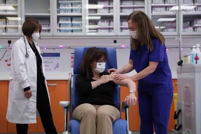 Σακελλαροπούλου : Εμβόλιο, το καλύτερο δώρο που μας έκανε η επιστήμη   tovima.gr
